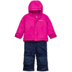 Columbia Buga Set Toddler pink ice